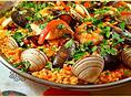 chicken-seafood-paella
